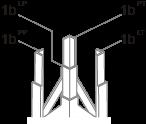 Oznaczenia części w zależności od położenia