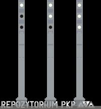 Sygnalizator próby hamulca zespolonego