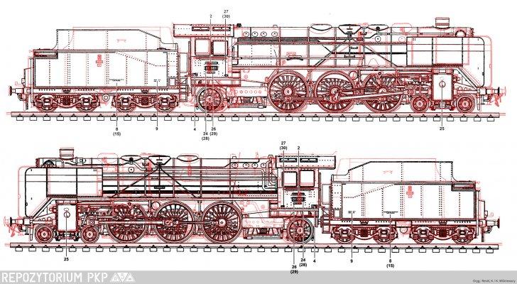 Revell BR01, porównanie z Pm2