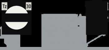 Karzełkowa tarcza zaporowa kształtowa