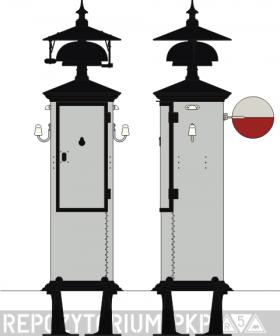 Urządzenie dzwonowe typ Mantelbude