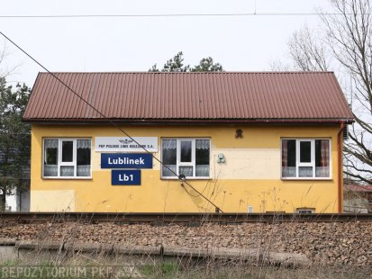 Nastawnia wykonawcza Lublinek