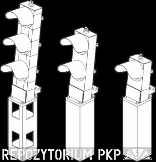 Sygnalizator karzełkowy PKP, ep. IV-V