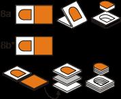 Części na tzw. książeczce