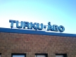 Stacja Turku, nazwa