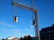 Półbramka sygnałowa w kierunku Helsinek