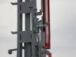 Semafor kształtowy wąski - dolne ramię
