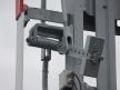 Semafor kształtowy wąski - dźwignia wyrównawcza