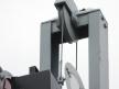 Semafor kształtowy wąski - krążek windy latarniowej