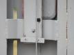 Semafor kształtowy wąski - prowadnica sanek latarniowych