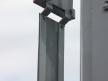 Semafor kratowy - tabliczka z oznaczeniem