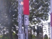 Semafor kratowy dwuramienny, oznaczenie i sprzęgło sygnałowe