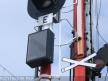 Sieradz, semafory wyjazdowe na głowicy wschodniej