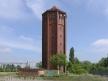 Sieradz, wieża wodna
