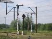 Sieradz, semafory wyjazdowe na głowicy zachodniej