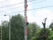 Sieradz, semafor wjazdowy od strony Kalisza