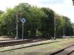 Skwierzyna, semafory wyjazdowe w kierunku Gorzowa Wlkp.