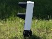 Sygnalizator karzełkowy MR, widok z boku