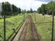 Widok na szlak w kierunku Torunia Miasta