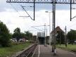 Toruń Miasto - czynny peron