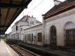 Toruń Miasto - budynek dworca