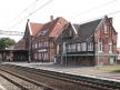 Toruń Wschodni, dworzec od strony torów
