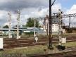 Toruń Wschodni, sygnaliztory kształtowe na zachodniej głowicy stacji