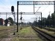Toruń Wschodni, ogólny widok na wschodnią część stacji