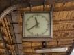 Toruń Wschodni, zegar peronowy