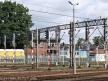 Toruń Wschodni, nowe i stare semafory wyjazdowe w kierunku wschodnim