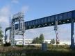 Toruń Wschodni, nowe semafory wjazdowe od strony wschodniej