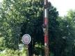 Toruń Wschodni, semafor wjazdowy i tarcza ostrzegawcza kształtowa dla linii nr 207
