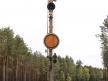 Semafor wjazdowy R, Wierzchucin
